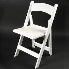 Silla blanca resina plegable mesas y sillas for Silla plegable blanca